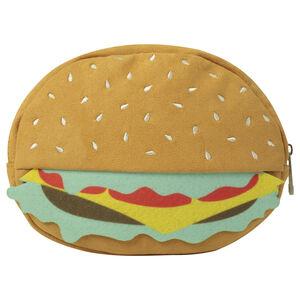Estuche escolar hamburguesa - Comira