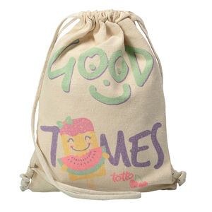 Mochila de cuerdas Eco-friendly - Good Times