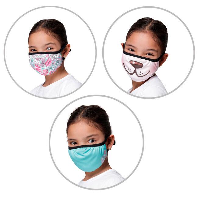 Set de cobertores faciales infantiles image number null