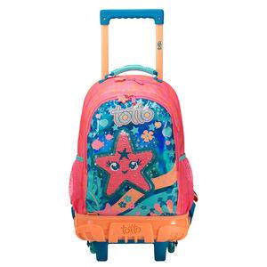 Mochila escolar pequeña ruedas - Jelly Belly