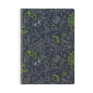 Cuaderno A4 Tapa Dura