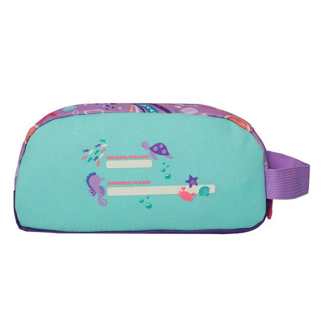 Estuche escolar doble compartimento - Confetti Happy image number null