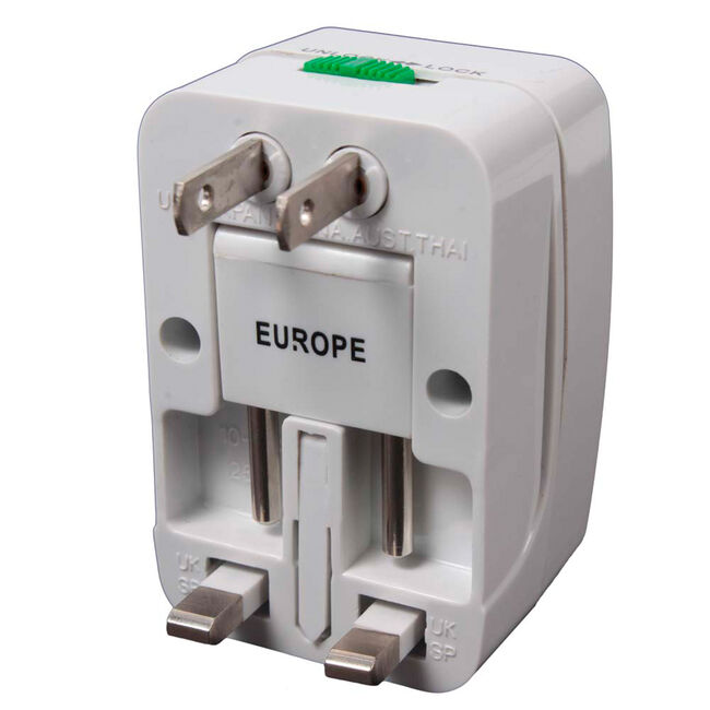 Adaptador eléctrico - Changer image number null