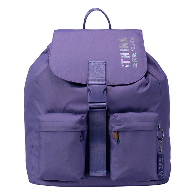 Mochila juvenil mediana Eco- Friendly - Ecoby image number null