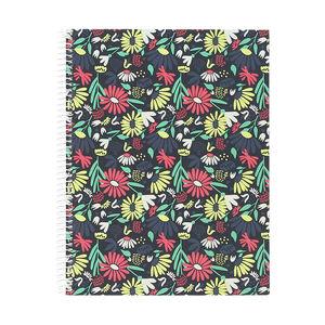 Cuaderno A4 tapa dura forrada