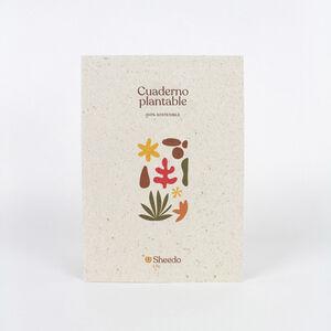 Cuaderno Eco-Friendly plantable